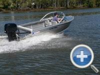 Лодка 455 Coast Runner