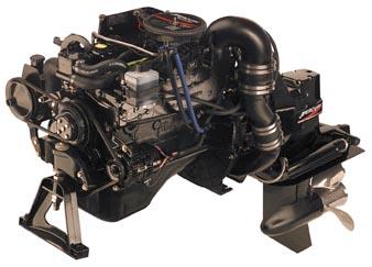 Бензиновые двигатели MerCruiser