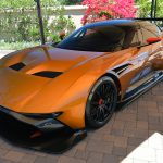 Что готовят новое в Aston Martin под названием Аэролезвие (Aeroblade)?