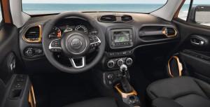 новый jeep renegade