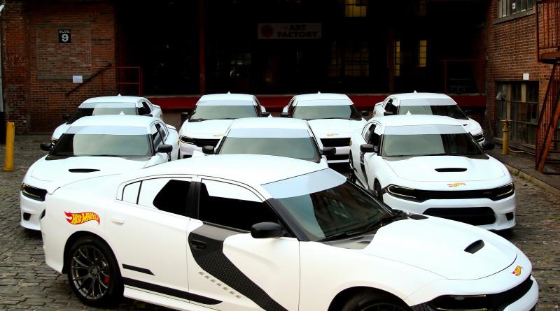 Stormtrooper Dodge Charger SRT 2015