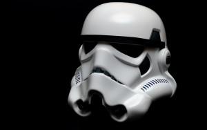 шлем штурмовика звездных войн