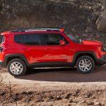 Обзор автомобиля Jeep Renegade, тест драйв