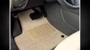 ворсовые коврики в салон автомобиля