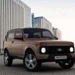 Lada Niva 4×4 Urban. Покоряем рынки Старого света.