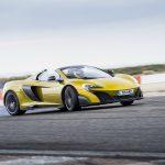 McLaren продала 675LT Spider за две недели