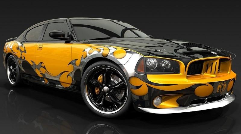 шелкография автомобиля