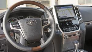 Новая Toyota Land Cruiser 2016