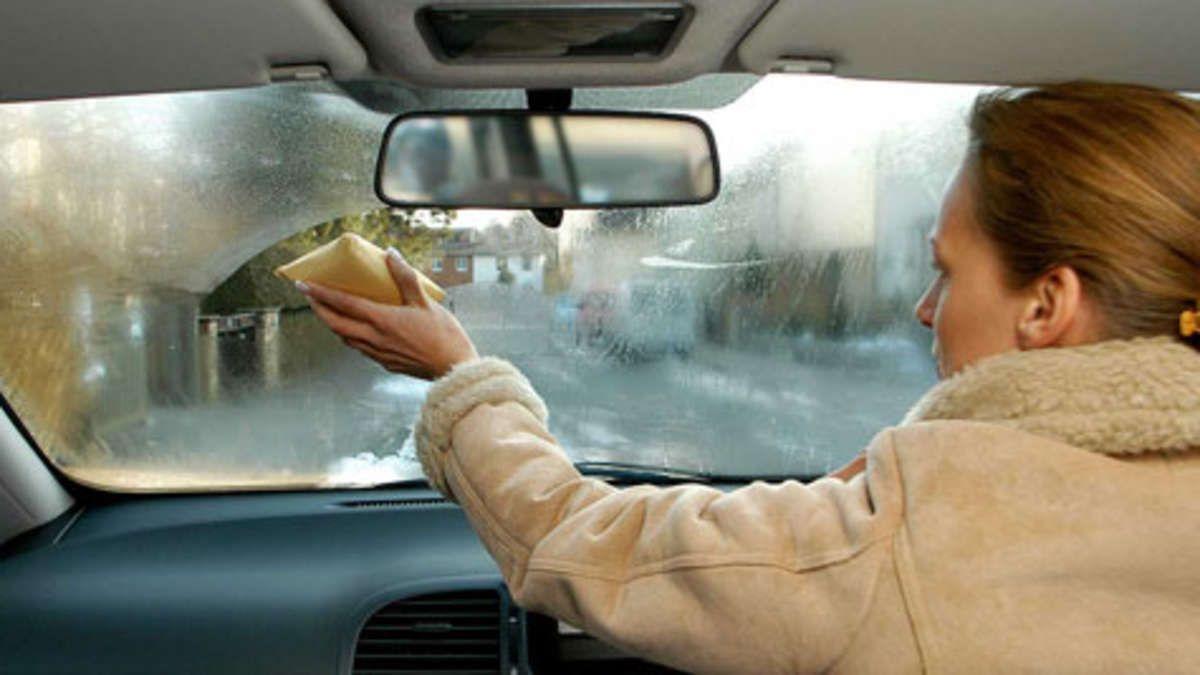 Как сделать чтобы не запотевали стекла в машине в дождь