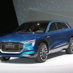 Электрический кроссовер Audi E-tron Quattro будет выпускаться в Бельгии