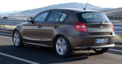 BMW 1 серии 2010