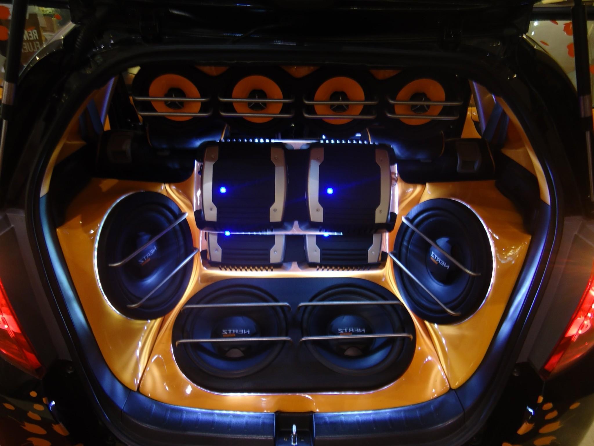 Хороший звук в авто