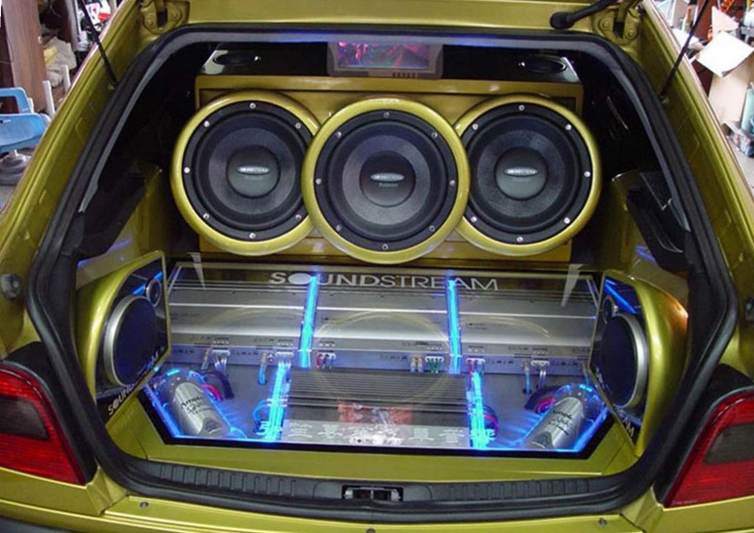 Автомобильная музыка своими руками 72
