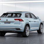 Гибридный кроссовер Volkswagen Tiguan покажут в Детройте
