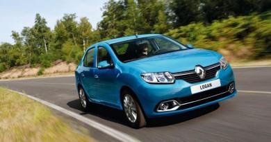 Renault Logan II фото