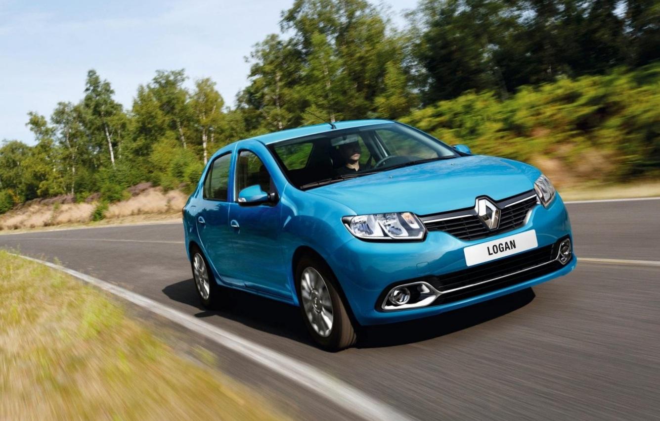Новый Renault Logan II - обновленные народного автомобиля ...