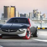 Концепт купе Opel GT будет представлен на Женевском автосалоне 2016