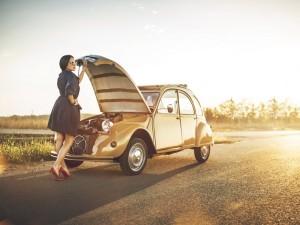 в путешествие на личном автомобиле