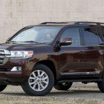 Новая Toyota Land Cruiser 2016  — беглый взгляд