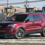 Новый Ford Explorer Sport 2016
