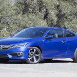 Honda Civic Coupe 2016 тестдрайв: жертва стиля