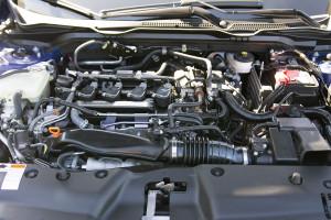 двигатель civic купе