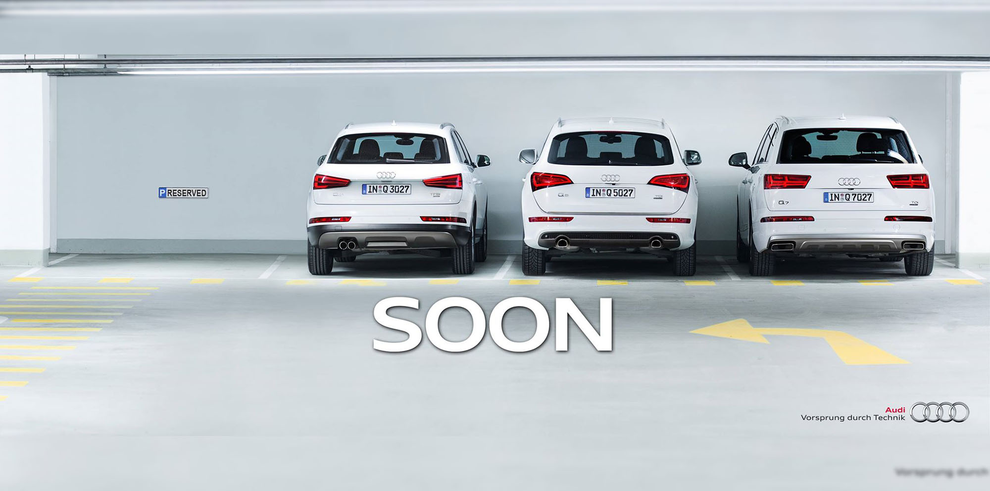 Audi Q2 soon