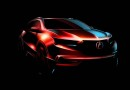 Acura MDX 2017: новый тизер к автошоую в Нью-Йорке