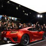Первая Acura NSX 2017 продана за $1,2 млн. владельцу команды NASCAR