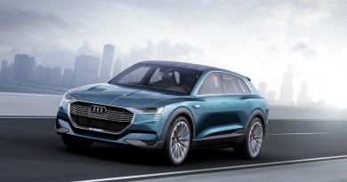 Audi Е-Tron Quattro