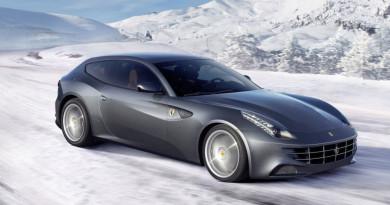 кроссовер Ferrari