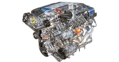 как работает автомобиль: двигатель