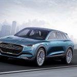 Audi Е-Tron Quattro – немецкий ответ на автомобили Tesla