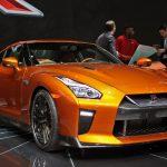 Nissan представила GT-R 2017 модельного года