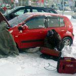 Учимся прогревать двигатель зимой