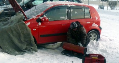 нужно ли прогревать двигатель зимой