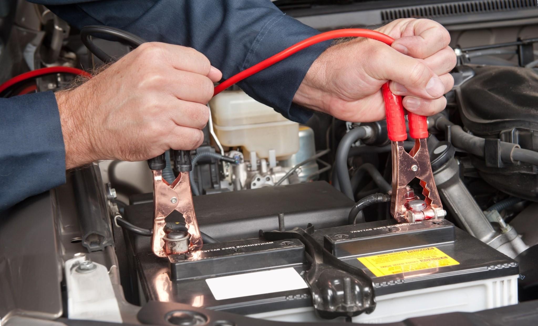 Реанимация автомобильного аккумулятора своими руками