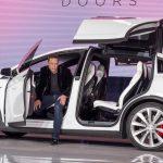Самый быстрый в мире кроссовер Tesla Model X