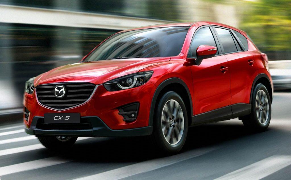 Выбор кроссовера дизельная Mazda CX-5
