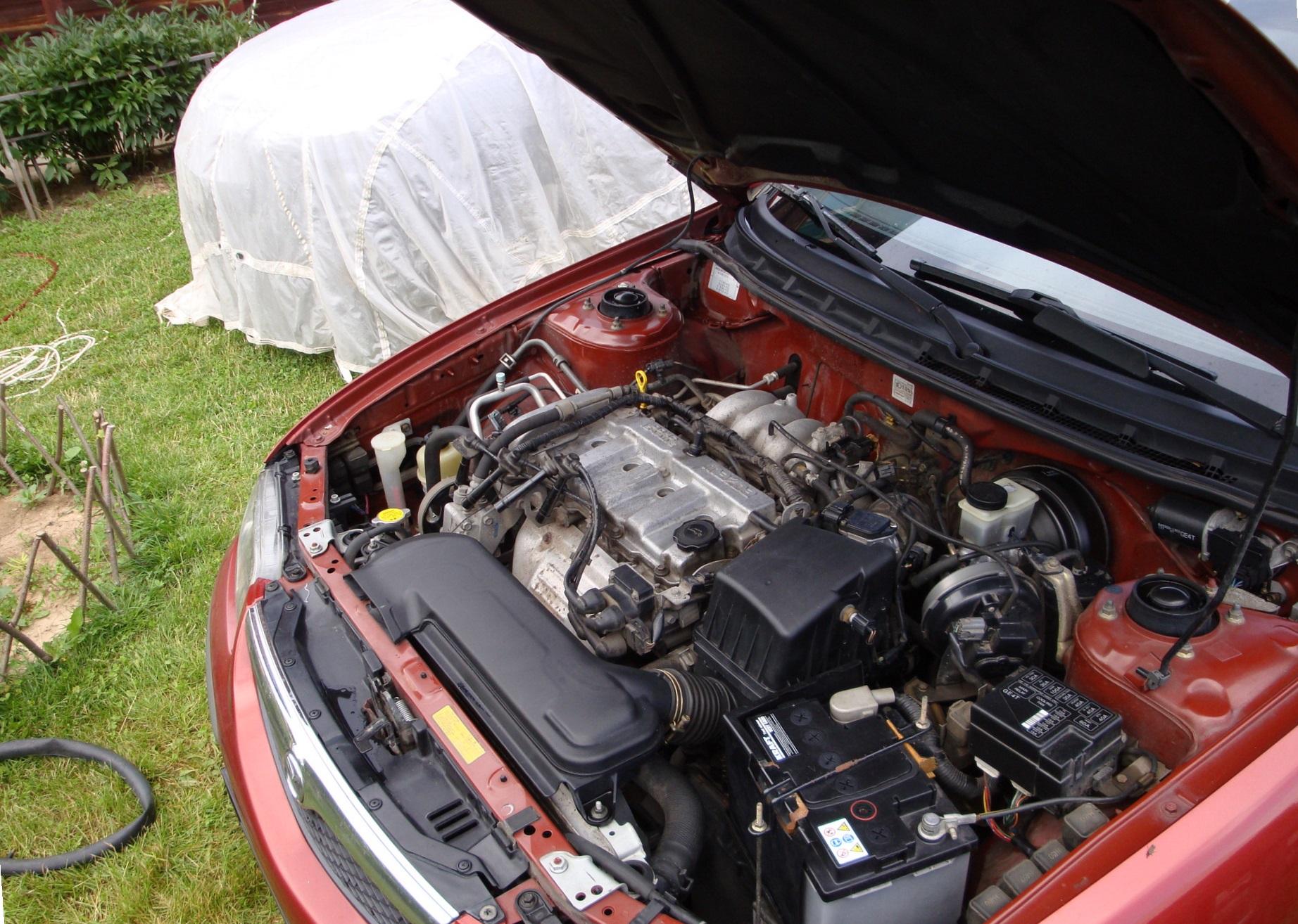 Мойка двигателя своими руками 23