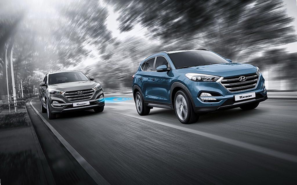 Новый Hyundai Tucson 2016