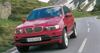 подержанный BMW X5 (E53)