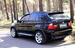 Муки выбора - подержанный BMW X5 (E53)