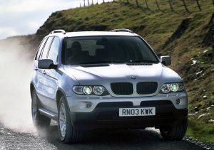 выбор подержанного BMW X5 E53