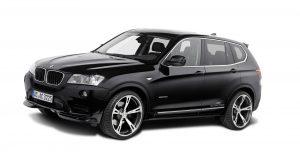 выбор кроссовера BMW X3