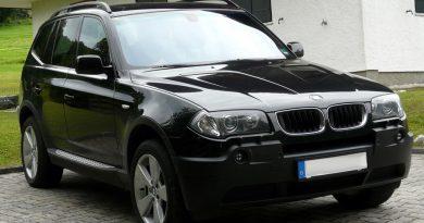 BMW X3 выбор подержанного автомобиля