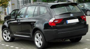 выбрать кроссовер бу BMW X3 E83