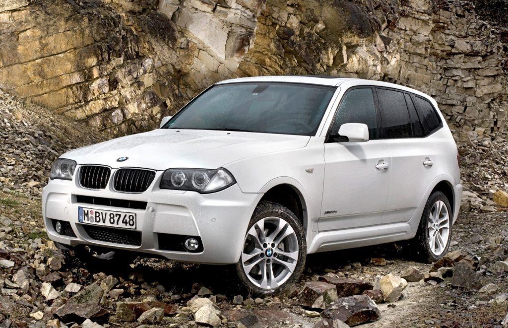 Выбор подержанного автомобиля BMW X3