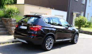 BMW X3 F25 как выбрать бу автомобиль