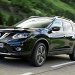 Новый японский кроссовер Nissan X-Trail